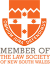 Member of The Law Society